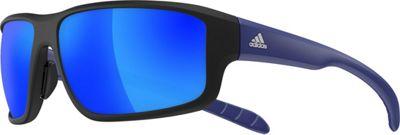 adidas sunglasses Kumacross 2.0 Sunglasses Matte Blue - adidas sunglasses Eyewear