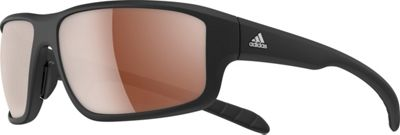 Image of adidas sunglasses Kumacross 2.0 Sunglasses Matte Black - adidas sunglasses Sunglasses