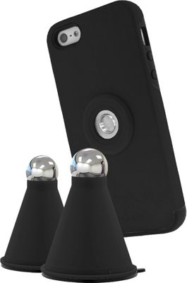 Unity MyMe Unity System + Extra Cradle for iPhone 5, 5s, 5se Black - Unity Electronic Cases