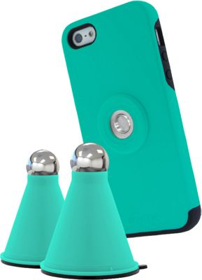 Unity MyMe Unity System + Extra Cradle for iPhone 5, 5s, 5se Green - Unity Electronic Cases