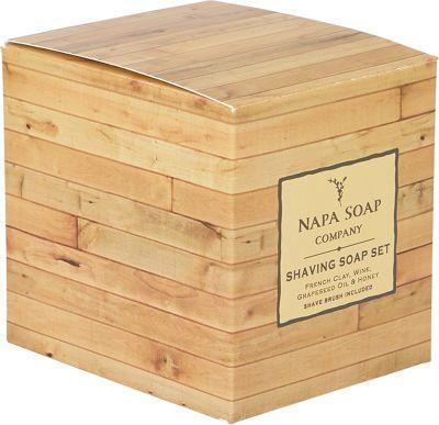 Napa Soap Company Shaving Soap Set Ocean Blend - Napa Soap Company Travel Comfort and Health