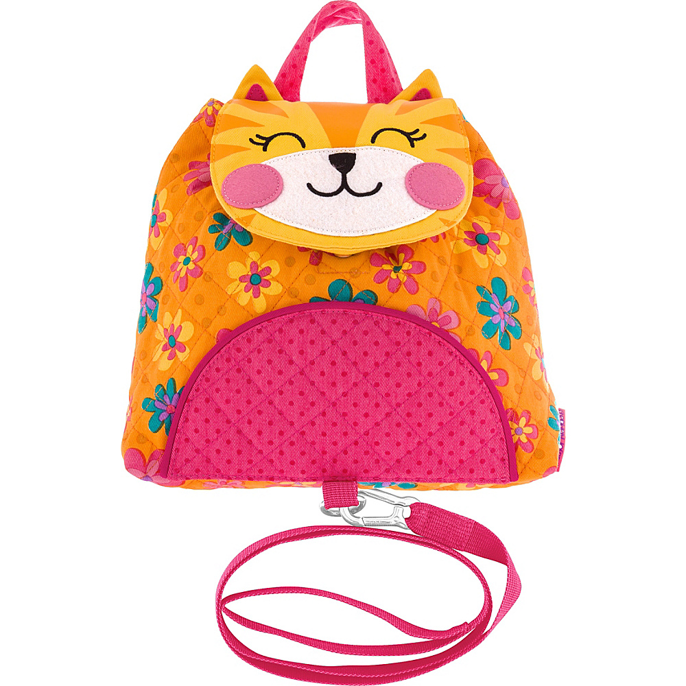 Stephen Joseph Little Buddy Bag with Harness Cat - Stephen Joseph Kids Backpacks - Backpacks, Kids' Backpacks