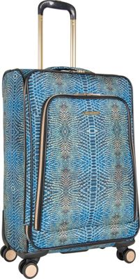 Aimee Kestenberg Sydney 24 inch Expandable Spinner Water Python - Aimee Kestenberg Large Rolling Luggage