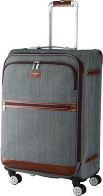 Ted Baker Luggage Falconwood Medium Spinner Luggage Grey - Ted Baker Luggage Large Rolling Luggage