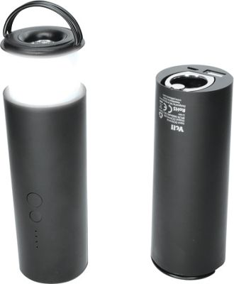 Yell by Voguestrap Energy Guard Torch with Powerbank Black - Yell by Voguestrap Portable Batteries & Chargers