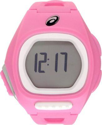 Asics Ultra Slim Runners Watch Pink - Asics Wearable Tech...