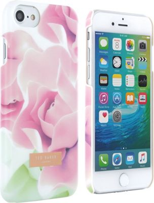 Ted Baker iPhone 6 & 7 Case Annotei Porcelain Rose Nude - Ted Baker Electronic Cases