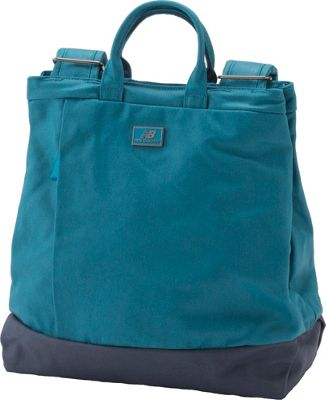 New Balance New Balance Women's Backpack Deep Ozone Blue - New Balance Everyday Backpacks