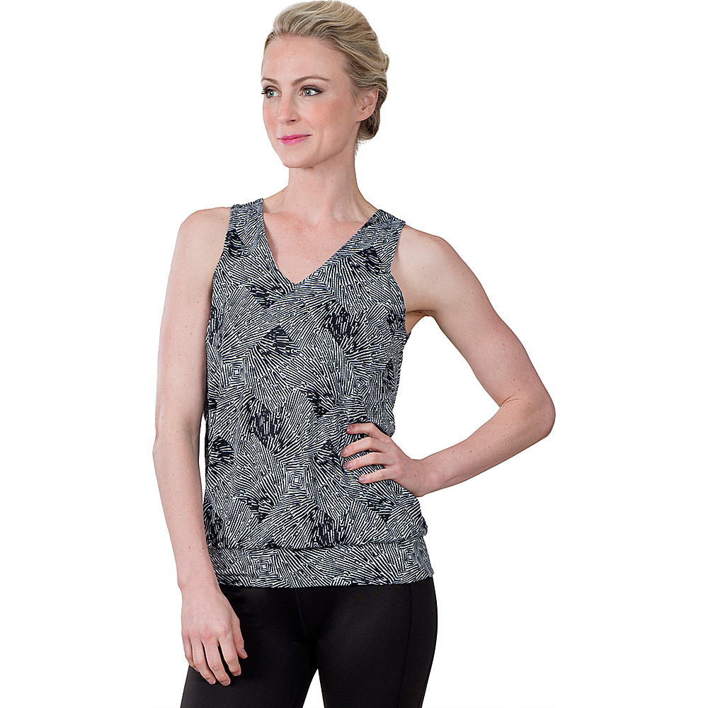 Soybu Switch Back Tank S - Reef - Soybu Womens Apparel - Apparel & Footwear, Women's Apparel