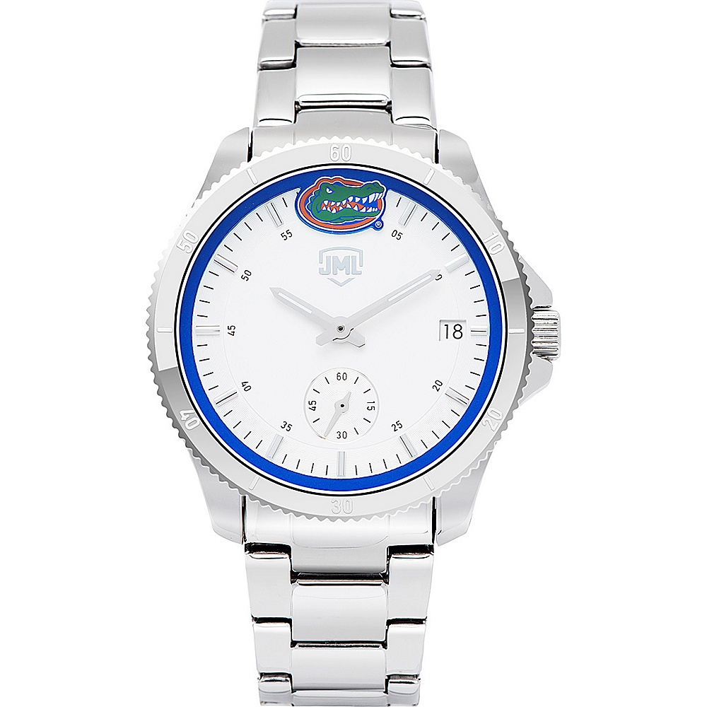Jack Mason League Womens NCAA Silver Sport Watch Florida - Jack Mason League Watches - Fashion Accessories, Watches