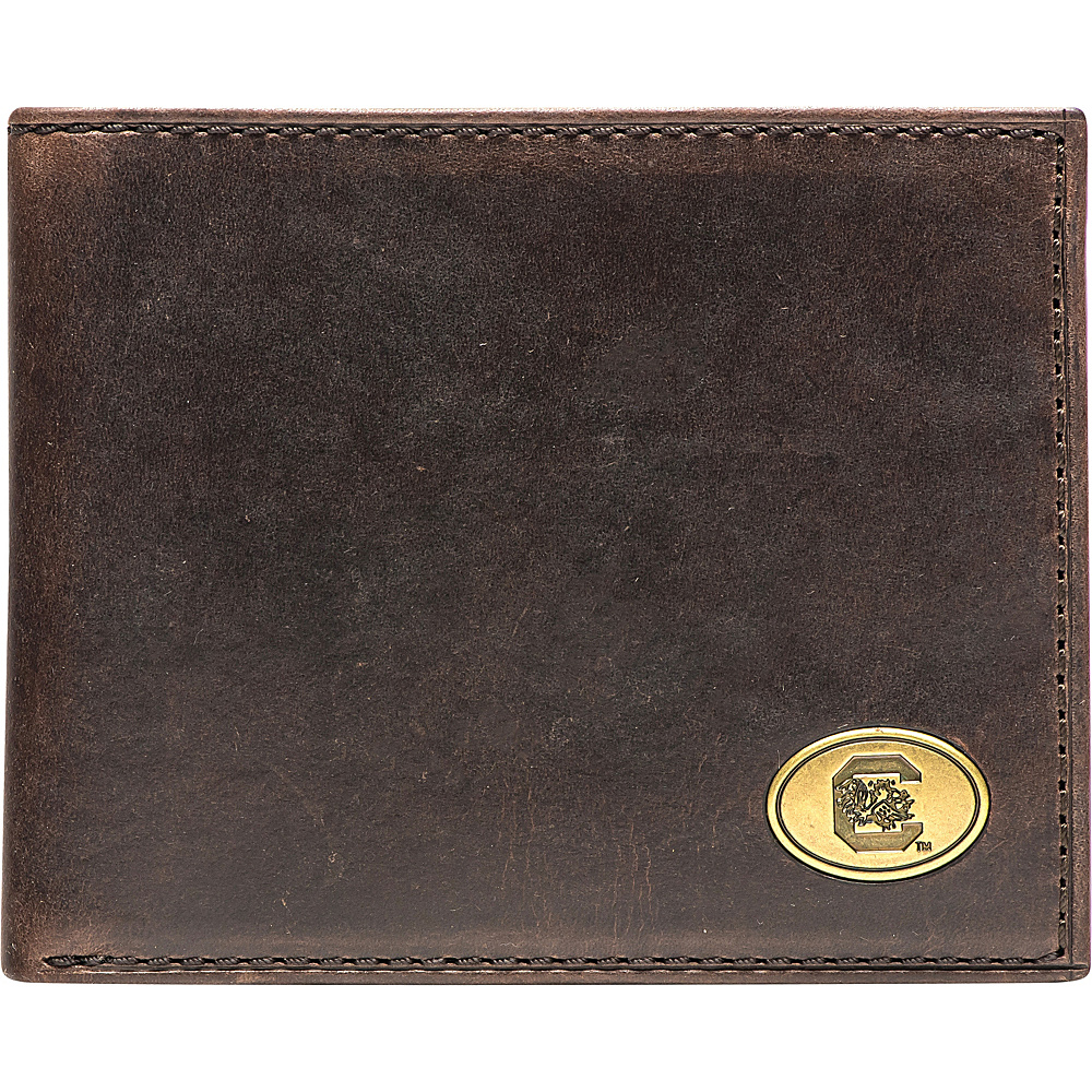 Jack Mason League NCAA Legacy Traveler Bifold Wallet South Carolina - Jack Mason League Mens Wallets - Work Bags & Briefcases, Men's Wallets