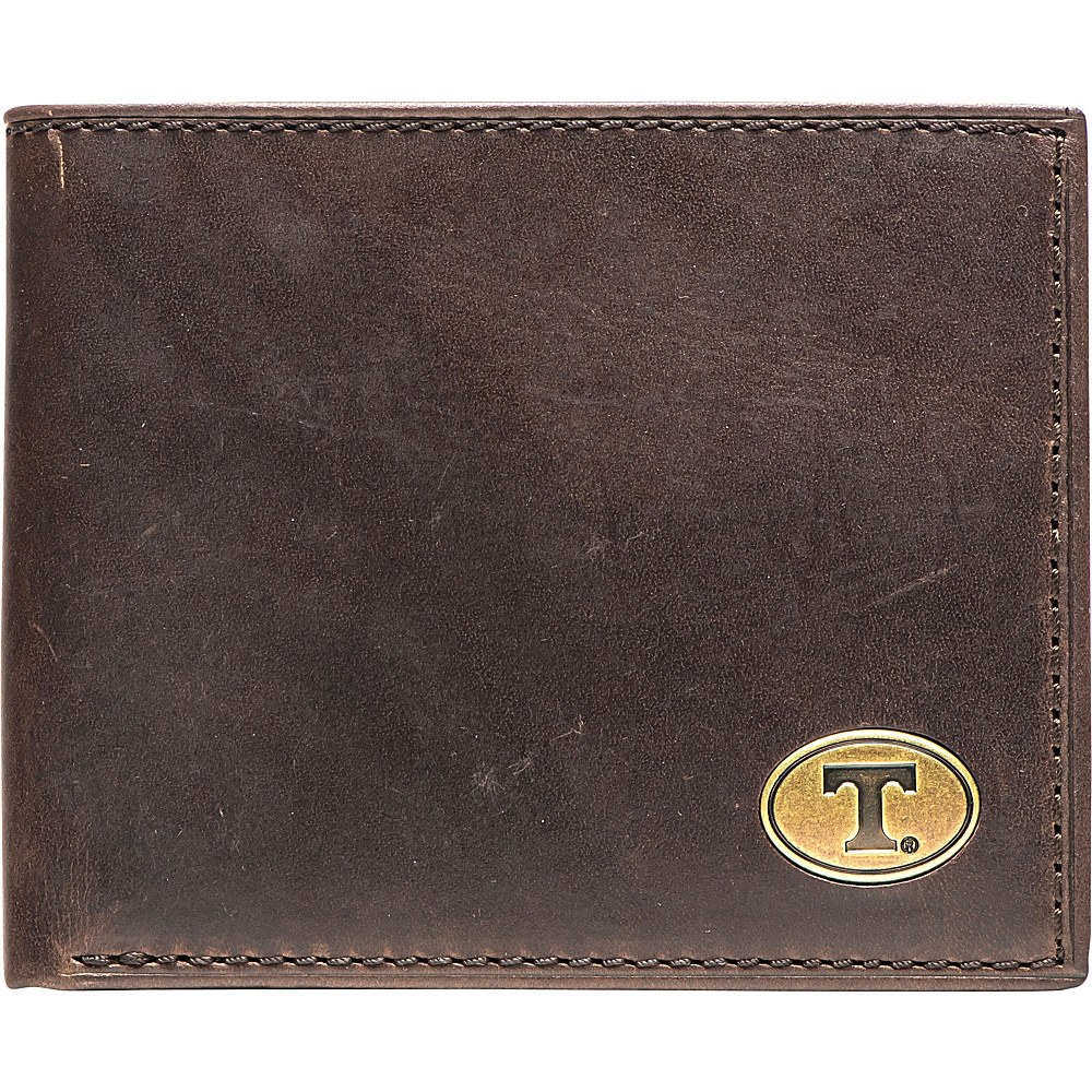 Jack Mason League NCAA Legacy Traveler Bifold Wallet Tennessee - Jack Mason League Mens Wallets - Work Bags & Briefcases, Men's Wallets