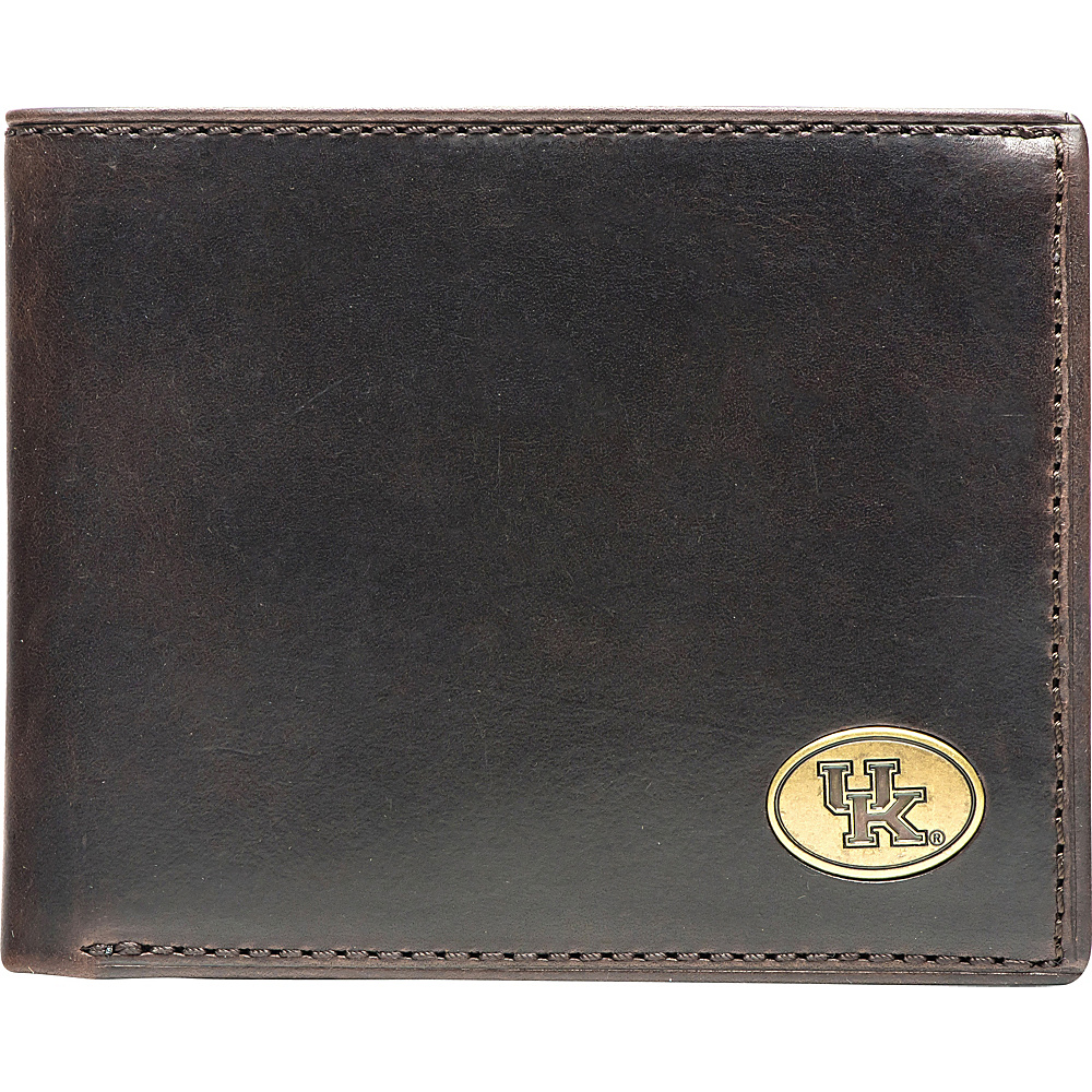 Jack Mason League NCAA Legacy Traveler Bifold Wallet Kentucky - Jack Mason League Mens Wallets - Work Bags & Briefcases, Men's Wallets