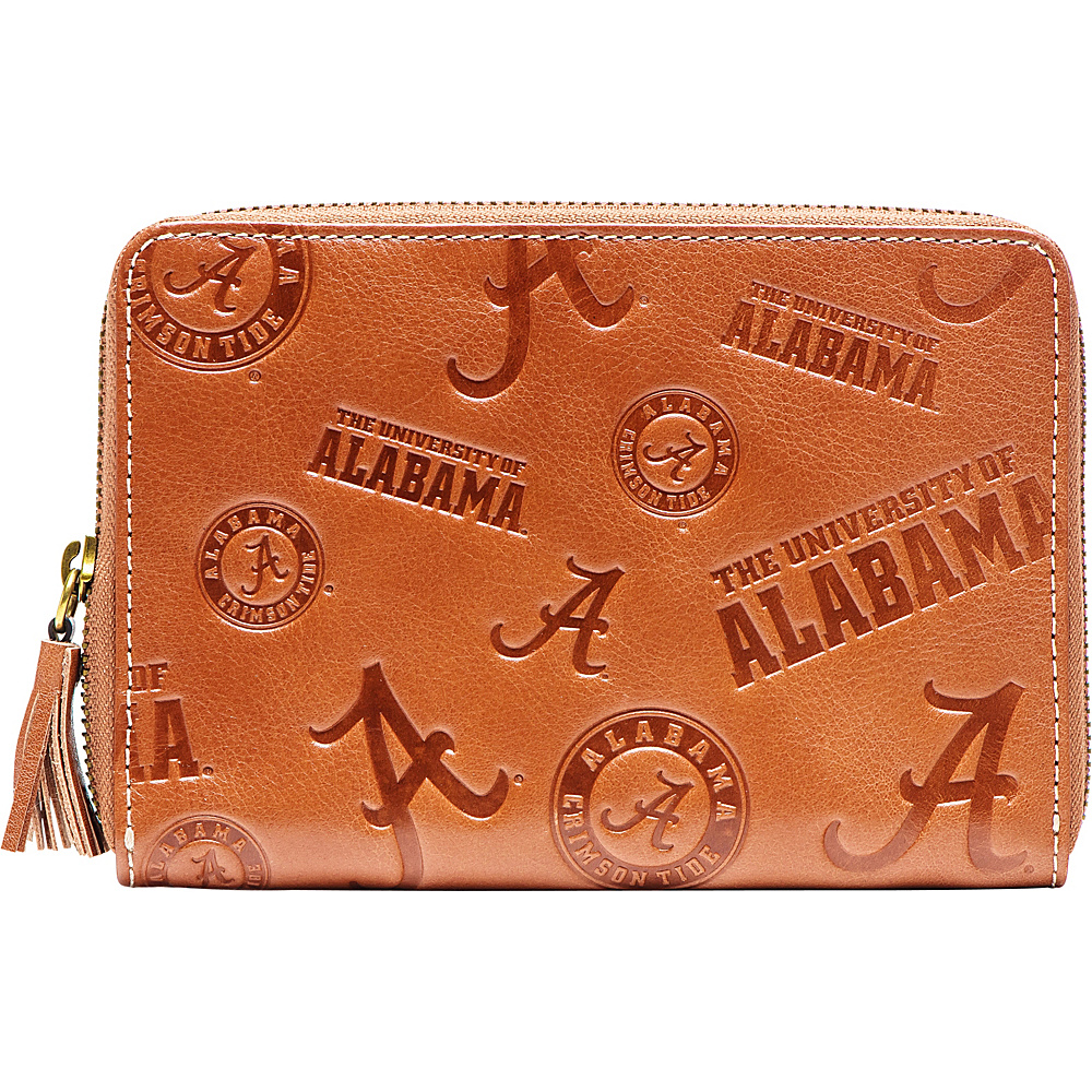 Jack Mason League NCAA Sideline Wristlet Alabama - Jack Mason League Leather Handbags - Handbags, Leather Handbags