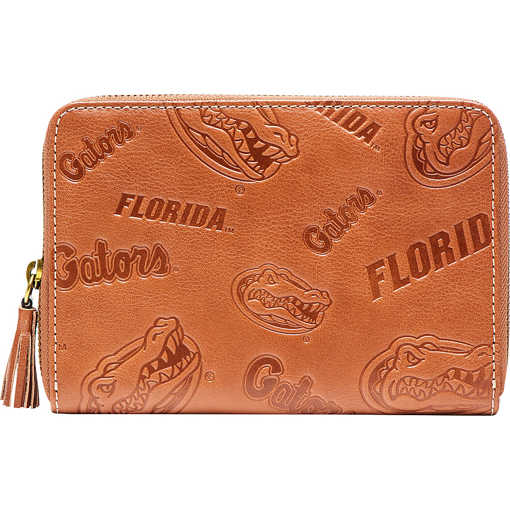 Jack Mason League NCAA Sideline Wristlet Florida - Jack Mason League Leather Handbags - Handbags, Leather Handbags