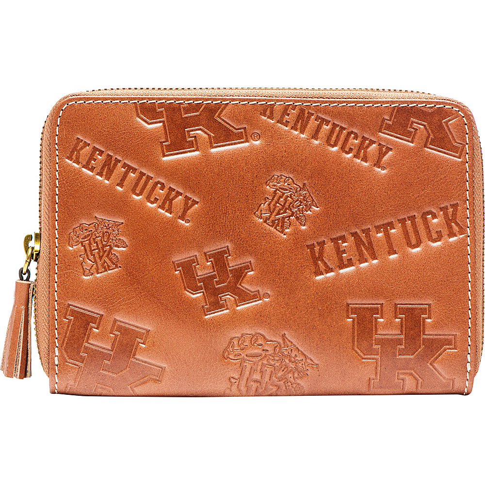 Jack Mason League NCAA Sideline Wristlet Kentucky Wildcats - Jack Mason League Leather Handbags - Handbags, Leather Handbags