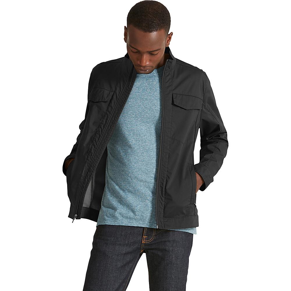 NAU Clothing Mens Introvert Work Jacket XS - Caviar - NAU Clothing Mens Apparel - Apparel & Footwear, Men's Apparel