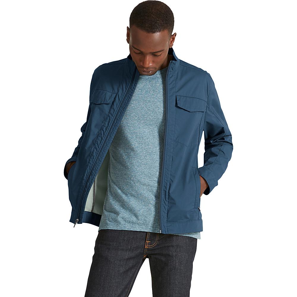 NAU Clothing Mens Introvert Work Jacket S - Space - NAU Clothing Mens Apparel - Apparel & Footwear, Men's Apparel