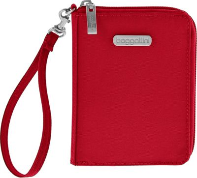 baggallini Passport Wallet - Retired Colors Apple - baggallini Travel Wallets