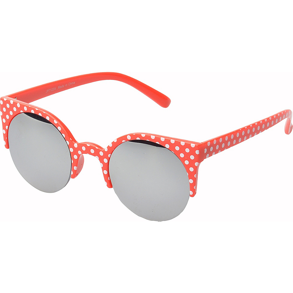SW Global Marion Soho Fashion Sunglasses Red - SW Global Eyewear - Fashion Accessories, Eyewear