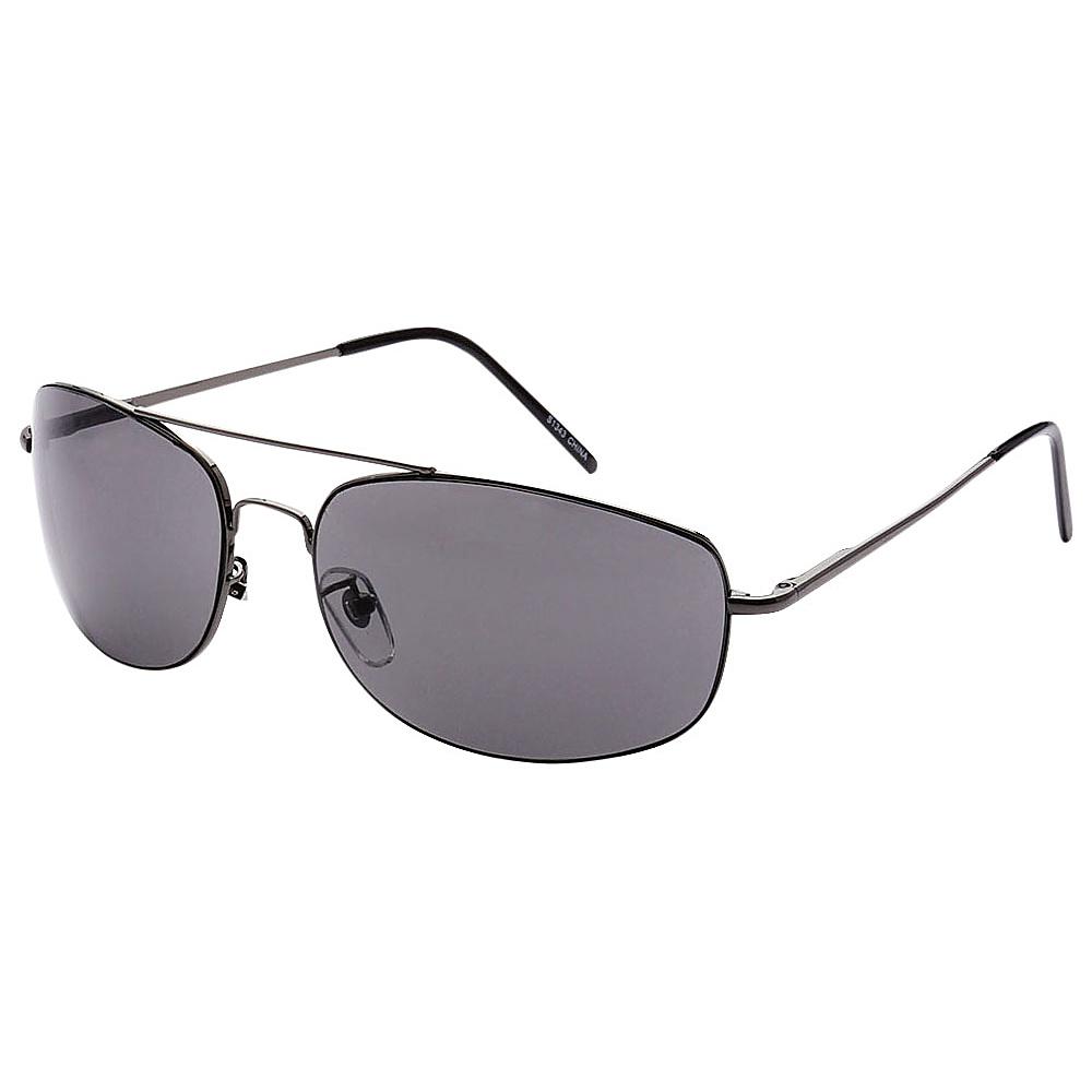 SW Global Ultra Light Weight Sport Aviator UV400 Sunglasses Black Black - SW Global Eyewear - Fashion Accessories, Eyewear