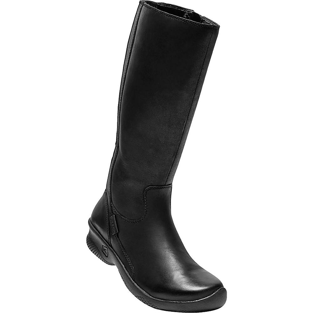 KEEN Womens Bern Baby Bern II Tall Boot 9 - Black - KEEN Womens Footwear - Apparel & Footwear, Women's Footwear