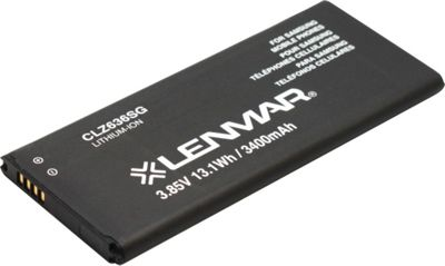 Lenmar Galaxy Note4 Replacement Battery Black - Lenmar Portable Batteries & Chargers