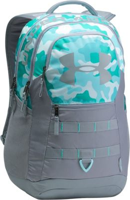 Under Armour Big Logo 5.0 Laptop Backpack Blue Infinity/Steel/Steel - Under Armour Laptop Backpacks