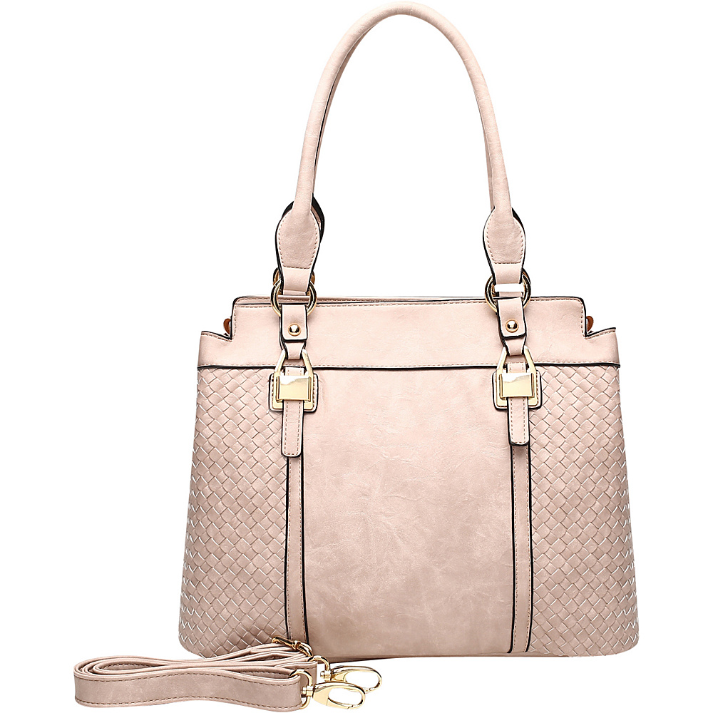 MKF Collection by Mia K. Farrow Aries Tote Pink - MKF Collection by Mia K. Farrow Manmade Handbags - Handbags, Manmade Handbags