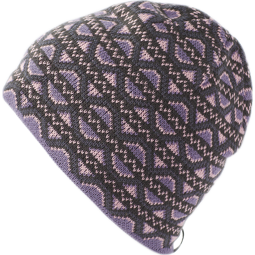PrAna Addison Beanie One Size - Charcoal - PrAna Hats - Fashion Accessories, Hats