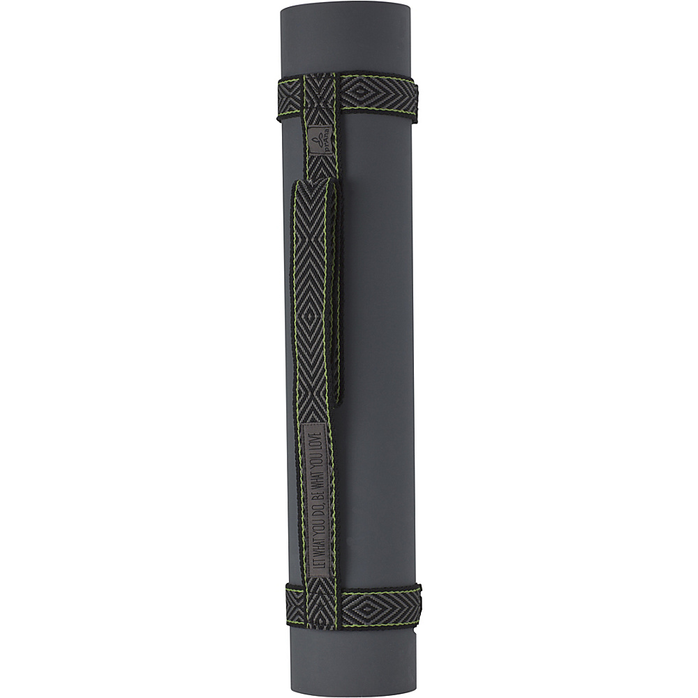 PrAna Tantra Mat Holder Black Grey - PrAna Sports Accessories - Sports, Sports Accessories