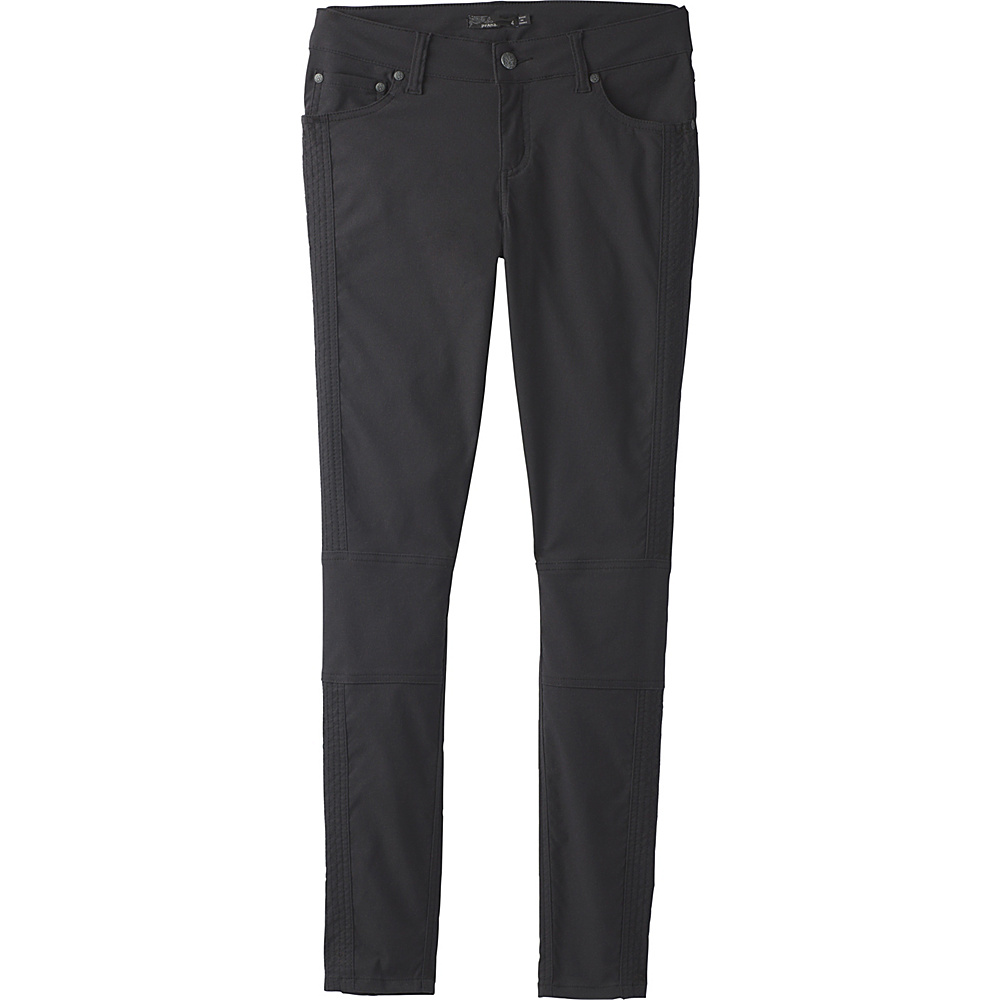PrAna Jenna Pant 0 - Black - PrAna Mens Apparel - Apparel & Footwear, Men's Apparel