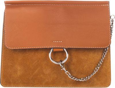 Markese Shoulder Bag Cognac - Markese Leather Handbags