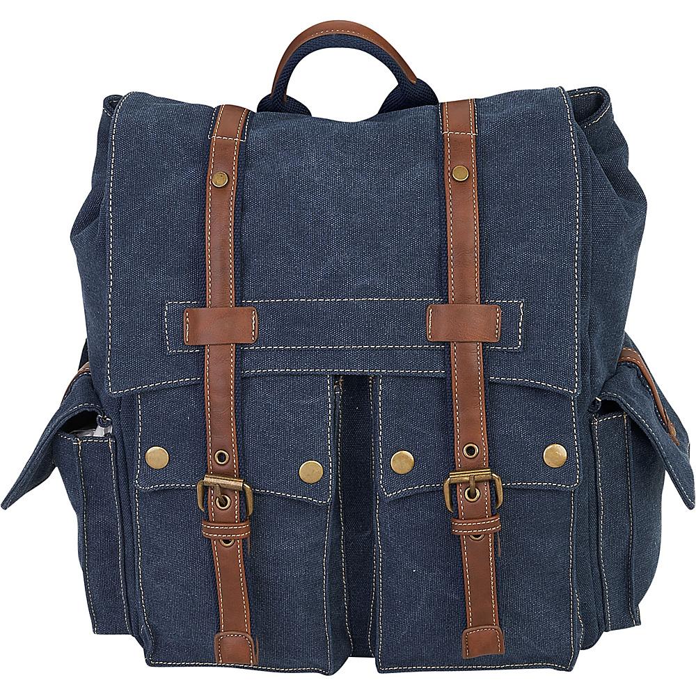 Sun N Sand Deacon Backpack Blue - Sun N Sand School & Day Hiking Backpacks - Backpacks, School & Day Hiking Backpacks
