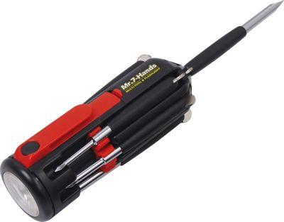 Apollo Tools Flashlight Mr. 7-Hands Red - Apollo Tools Sports Accessories