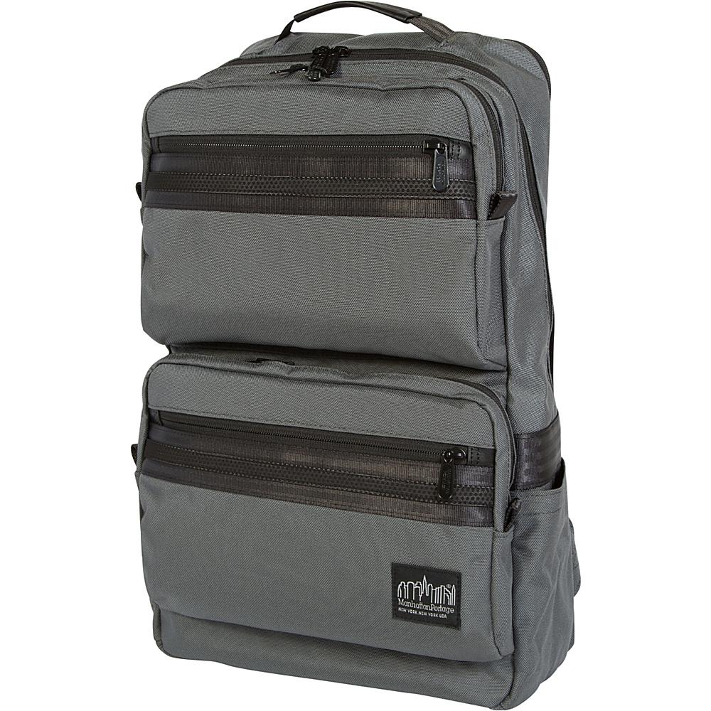 Manhattan Portage Enterprise Laptop Backpack Ver.2 Gray - Manhattan Portage Laptop Backpacks - Backpacks, Laptop Backpacks