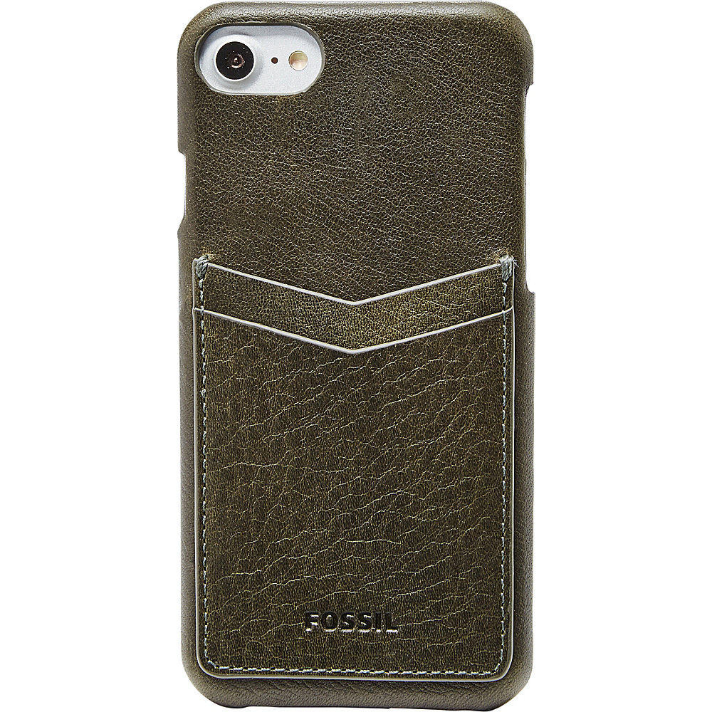 Fossil Phone Case Wallet Green - Fossil Electronic Cases - Technology, Electronic Cases