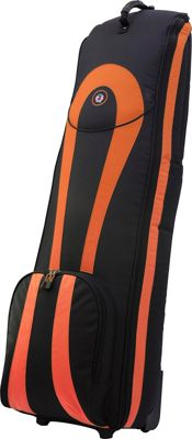 Golf Travel Bags LLC Roadster 5.0 Golf Travel Bag Orange - Golf Travel Bags LLC Golf Bags