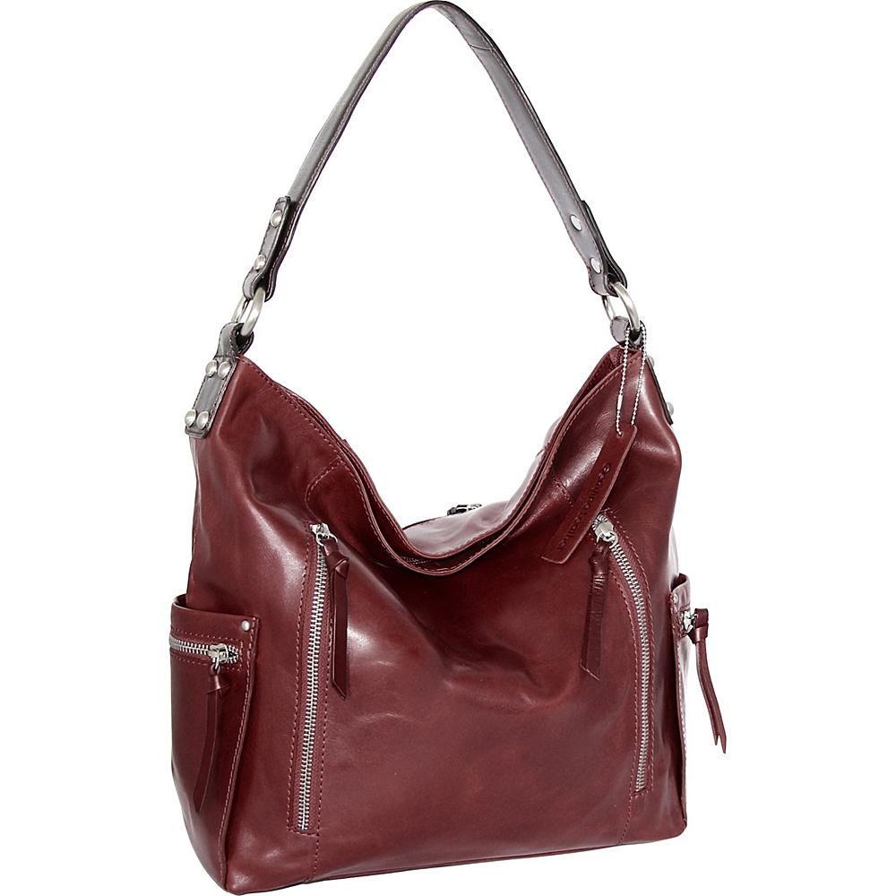 Nino Bossi Justice Shoulder Bag Chestnut - Nino Bossi Leather Handbags - Handbags, Leather Handbags