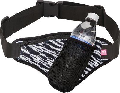 MyTagAlongs Stroke Hydrate Waist Band Black - MyTagAlongs Sports Accessories