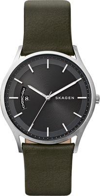 Skagen Holst Watch Green - Skagen Watches