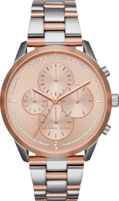 Michael Kors Watches Slater Chronograph Watch Two-Tone