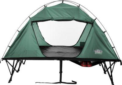 Kamp Rite Compact Tent Cot Double Green - Kamp Rite Outdoor Accessories