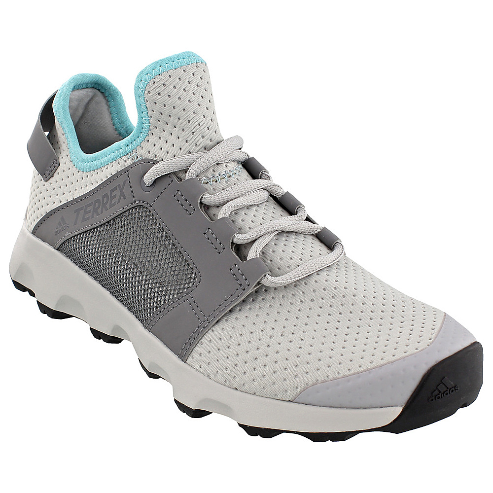 adidas outdoor Womens Terrex Voyager DLX Shoe 8.5 - Grey Two/Grey Four/Chalk White - adidas outdoor Womens Footwear - Apparel & Footwear, Women's Footwear