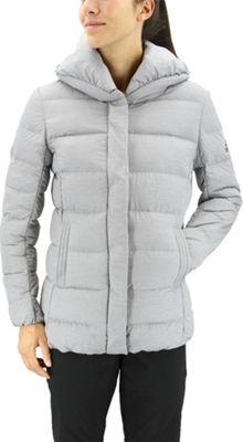 adidas outdoor Womens Nuvic Shawl XL - Medium Grey Heather/Ch Solid Grey - adidas outdoor Women's Apparel