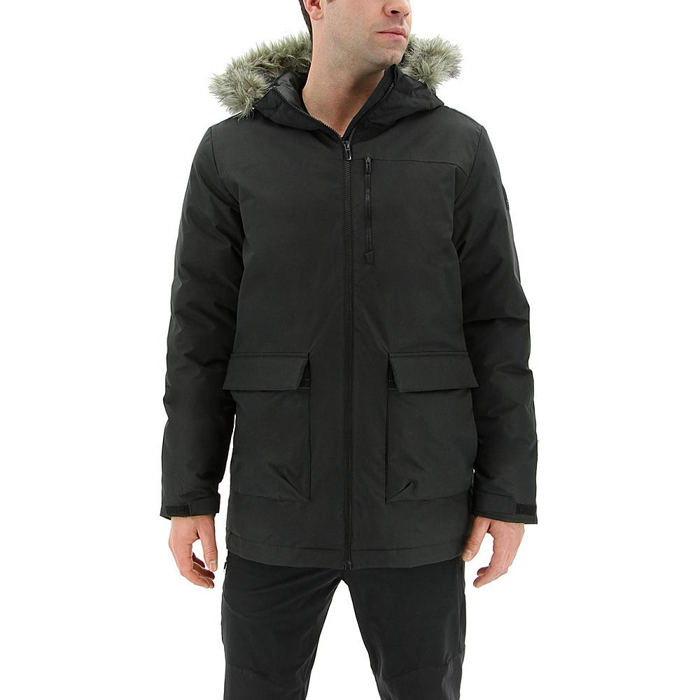 adidas outdoor Mens Xploric Parka XL – Black – adidas outdoor Men's Apparel