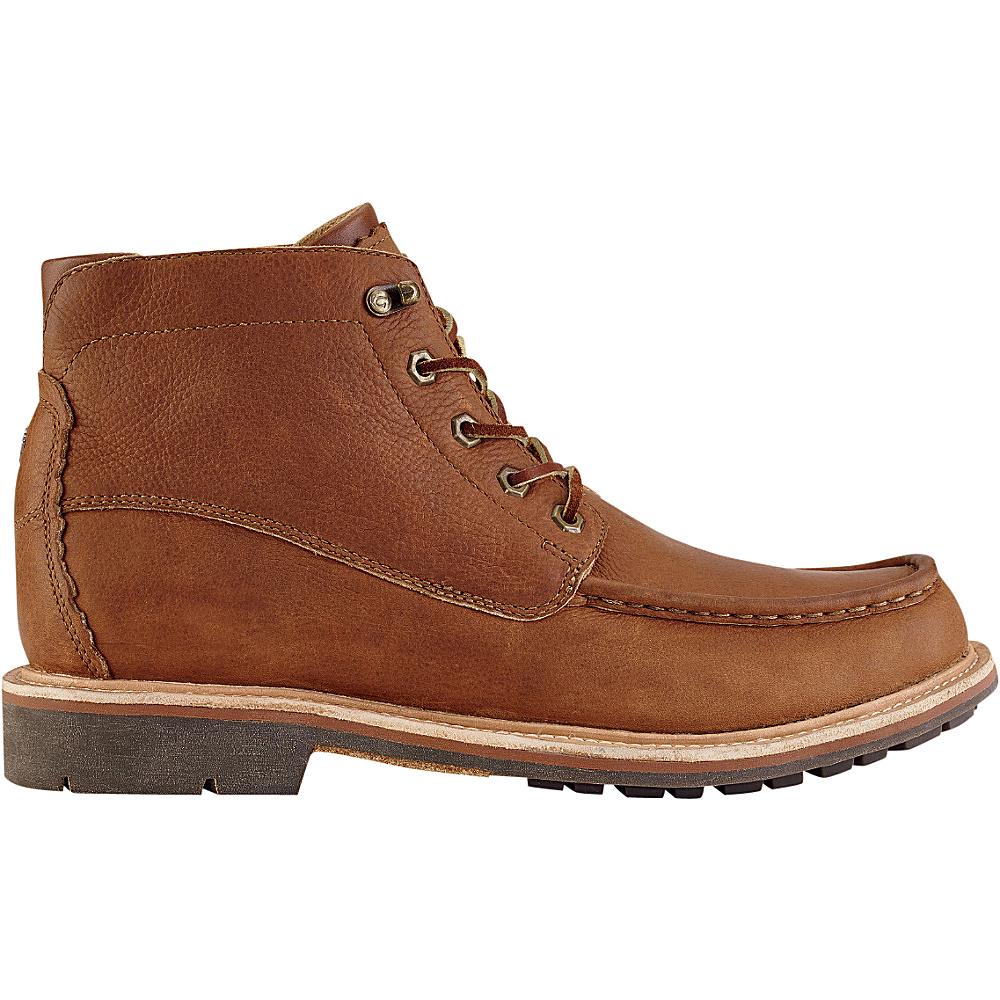 OluKai Mens Kohala Boot 8 - Toffee/Toffee - OluKai Mens Footwear - Apparel & Footwear, Men's Footwear