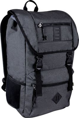 ecogear Pika Laptop Backpack Asphalt - ecogear Laptop Backpacks