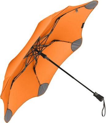 BLUNT Umbrella Metro Umbrella Orange - BLUNT Umbrella Umbrellas and Rain Gear