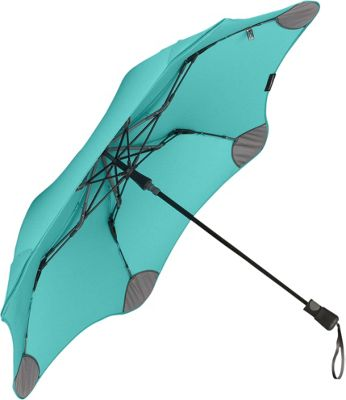 BLUNT Umbrella Metro Umbrella Mint - BLUNT Umbrella Umbrellas and Rain Gear